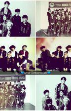 Amor Desconocido (Got7,BTS,EXO Y Tu) by NicoleDiazMendez