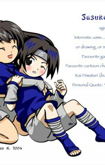 Sasuke X Reader One Shots