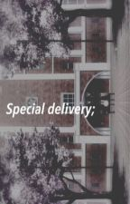 Special delivery||p.jm by Greyestalo2