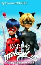 Watching Miraculous  by Krystn_Dawn