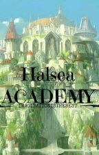 Halsea Academy by imaginationisthebest