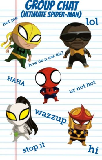 Group Chat (Ultimate Spider-Man)
