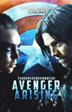 Avenger Arising → Bucky Barnes [3] (on hold) by fandomsoundsinnocent