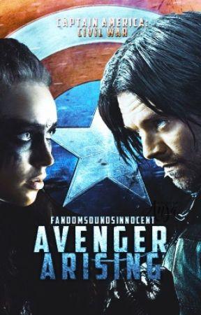Avenger Arising → Bucky Barnes [3] by fandomsoundsinnocent
