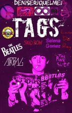 TAGS [En Edición] by DeniseRiquelme