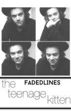 the teenage kitten || narry au by fadedlines