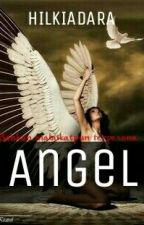 Angel by hilkiadara