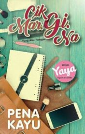 Cik Mar-Gi-Na / Print-On-Demand (POD) Pre-Order dibuka sekarang! by pena4kayu