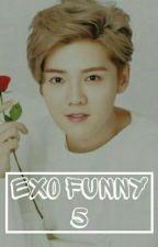 EXO FUNNY [5] by _XXXIXXX_
