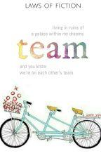 Team   √ by LawsOfFiction