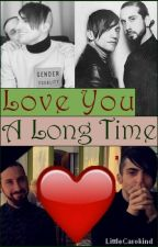 Love You A Long Time   Mavi by LittleCarokind