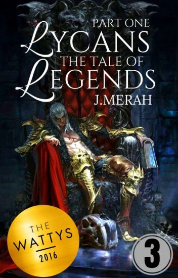 LYCANS, THE TALE OF LEGENDS   PART ONE [C]