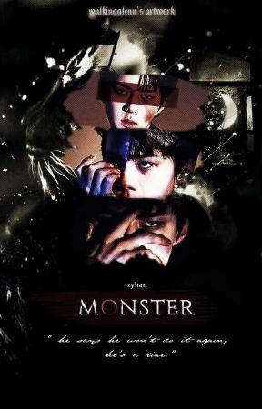 monster | o.sh by -zyhan