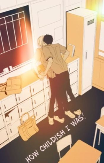 [Aokise] [Fanfic] How childish I was!