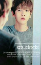 Saudade // chanbaek  by sassysoo