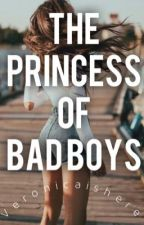 The princess of bad boys  by veronicaishere
