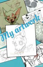 My artwork by Layla_jaguar
