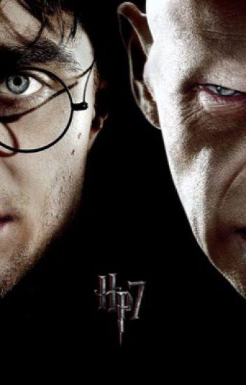 Harry Potter joins Voldemort
