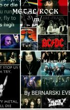 Metal/Rock by Pluviophile10