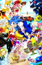 "Sonic the Hedgehog ""Riscriviamo il Destino"" by Deredere_"
