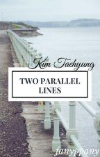 taehyung ☆ hai đường thẳng song song by fanyppany