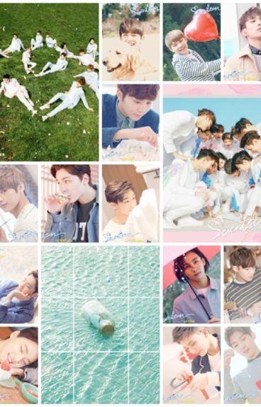 Lovely Day(Seventeen Imagine)