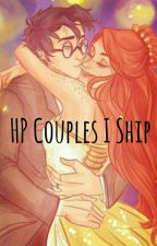Harry Potter Couples That I Ship by PottyandWeaslette