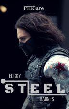 Steel || Bucky Barnes by FHKlare