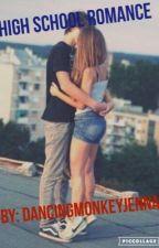 High school romance  by dancingmonkeyjenna