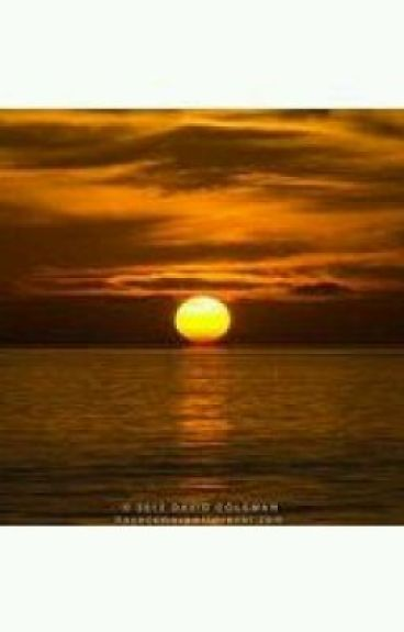 Would you be the Sunset to my Ocean? *Percy Jackson Love Story