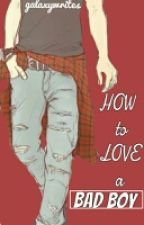 How To Love A Bad Boy by galaxywrites