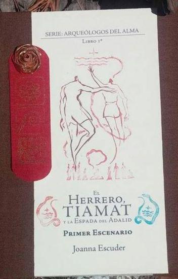 EL HERRERO, TIAMAT Y LA ESPADA DEL ADALID
