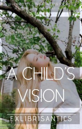 A Child's Vision | Yeri × Jungkook by exlibrisantics