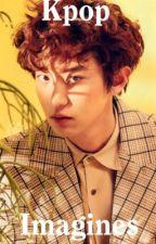 Kpop Imagines by mango_mya