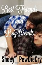 Best Friends and Boyfriends An Ianthony Story by -Prince-Miles-