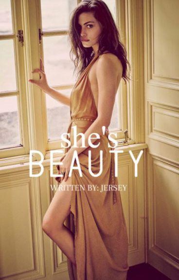 She's Beauty (A Tom Holland Social Media Fanfic) [1]