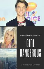 Girl Dangerous( A Henry Danger Fan Fiction ) by IFALLFORTHEBADGUYS_