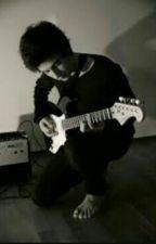 The guitar guy by swik_insomniac