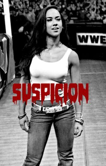 Suspicion (SCREAM//JAKE FITZGERALD)