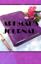 Aphmau's Journal by MaiLei_
