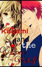 Kagami and the Lone Wolf (Kuroko No Basket fanfic) by TASHILOVER