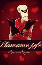 Llámame jefe|| one-shot UF! fontcest (YAOI +18) by lady_mustard