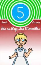 [BD] Léa au Pays des Merveilles by Flywater