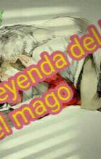 La Leyenda Del Hada Y El Mago by panditacutechu