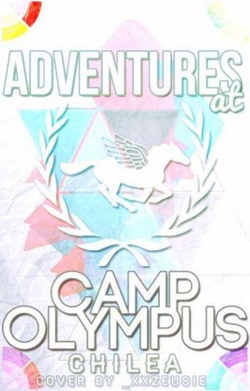 Adventures at Camp Olympus (PJO RP)