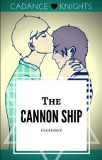 The Canon Ship by CadanceKnights