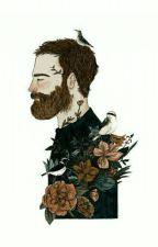 Twitter || Aaron Carpenter by whoisLAAARA