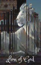 Lion of God  by Ashlee__Inspiration