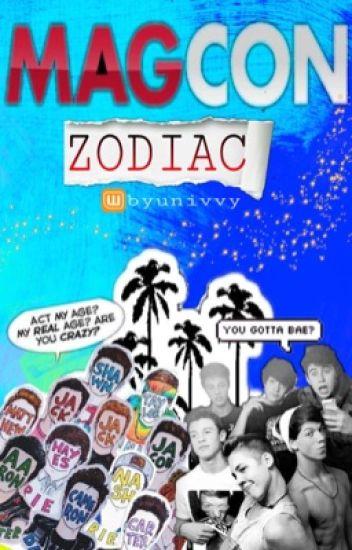 Zodiac ➸ Magcon