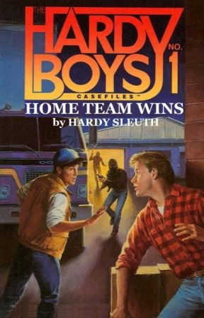Hardy Boys in Home Team Wins by HardySleuth